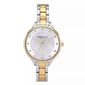 Kenneth Cole Two-Tone Women's Watch